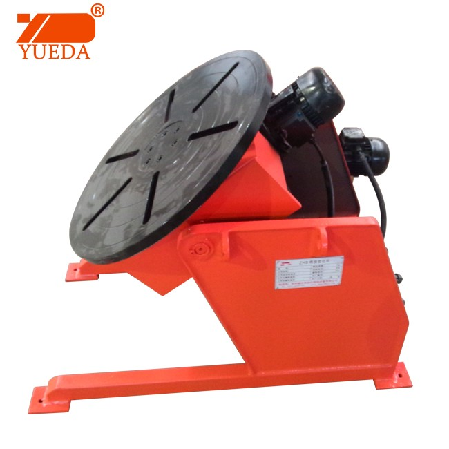 Yueda brand automatic rotating welding positioner